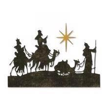 Sizzix Thinlits - Tim Holtz / Wise Men