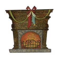 Sizzix Thinlits - Tim Holtz / Fireside