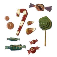 Sizzix Thinlits - Tim Holtz / Sweet Treats