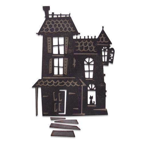 Sizzix Thinlits / Tim Holtz - Haunted House