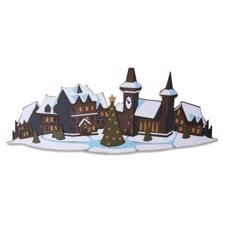 Sizzix Thinlits / Tim Holtz - Holiday Village