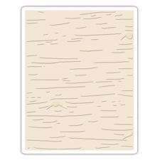 Sizzix Embossing Folder - Tim Holtz / Birch