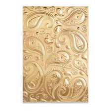 Sizzix 3D Embossing Folder - Paisley