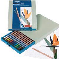 Bruynzeel Aquarel Pencils - 12 stk.