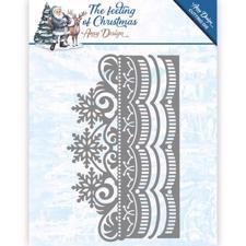 Amy Design Die - Snowflake Border