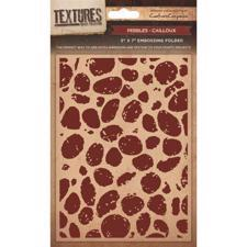 Crafters Companion Embossing Folder - Pebbles