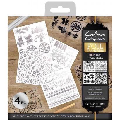 Crafter\'s Foil - Transfers / Ring out Those Bells