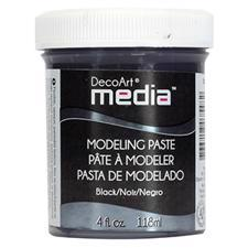 DecoArt - Modelling Paste / Black