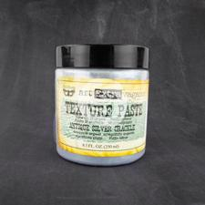 Prima / Finnabair Art Ingrediens - Texture Paste / Antique Silver Crackle