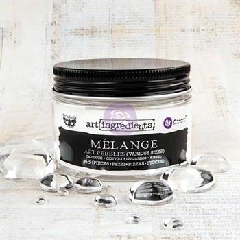 Prima / Finnabair Art Ingrediens - Melange Art Pebbles
