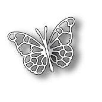 Memory Box Die - Pippi Butterfly