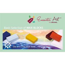 Encaustic Art (voksmaleri) - Farver / Basic Selection (basis)