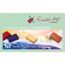 Encaustic Art (voksmaleri) - Farver / Enrichment Selection (nyttige)