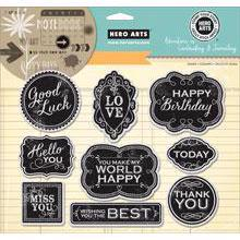 Hero Arts Cling Stamps - Good Luck