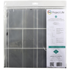 "Project Life Photo Pockets 12"" - Landscape Panoramic"