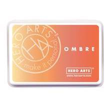 Hero Arts Ombre Ink Pad - Butter to Orange