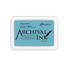 Archival Ink Stempelsværte - Sky Blue (Wendy Vecchi collection)
