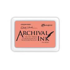 Archival Ink Stempelsværte - Tea Rose (Wendy Vecchi collection)