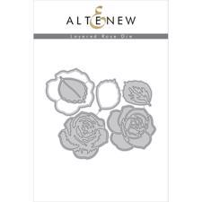 Altenew DIE Set - Layered Rose (die)