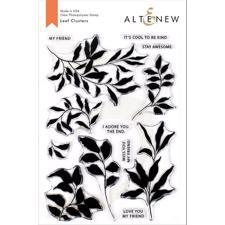 Altenew Clear Stamp Set - Leaf Clusters