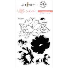 Altenew Clear Stamp Set - Celebrate Us (Altenew + PinkFresh Studios)