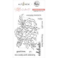 Altenew Clear Stamp Set - Celebrate Today (Altenew + PinkFresh Studios)