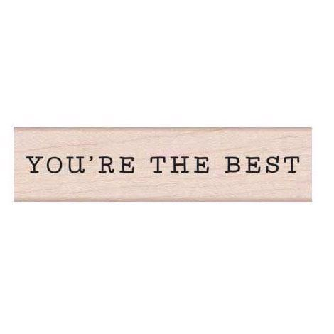 Hero Arts Wood Stamp - You\'re the Best