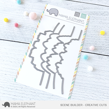 Mama Elephant Creative Cuts - Scene Builder (dies)