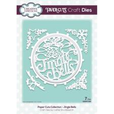 Creative Expressions  Die - Paper Cuts Collection / Jingle Bells