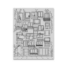 Hero Arts Cling Stamp - Venetian Neighbourhood