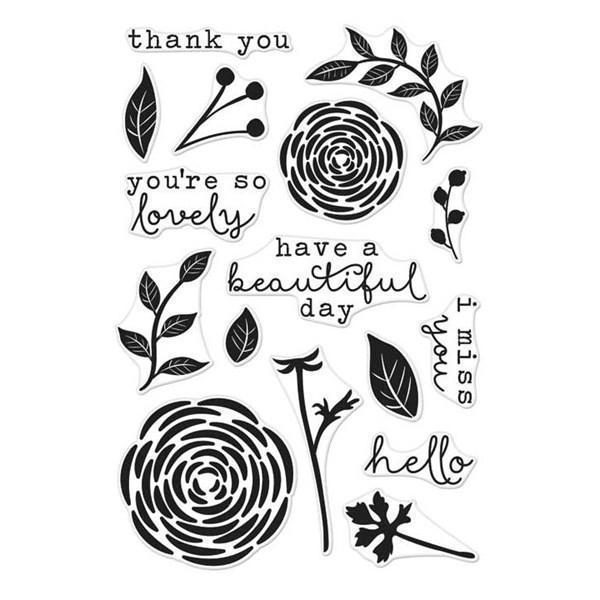 Hero Arts Clear Stamp Set - You\'re So Lovely