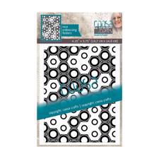 Coosa Crafts Embossing Folder - Totally Nuts