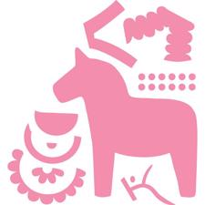 Marianne Design Collectables - Dala Horse