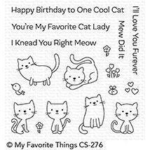 My Favourite Things Stamp Set - Love you Furever