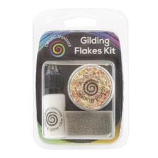 Cosmic Shimmer Gilding Flakes - KIT / Warm Sunrise (sæt)