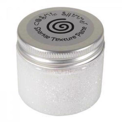 Cosmic Shimmer Sparkle Texture Paste - Icicle Blue