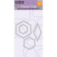 Hero Arts Frame Cuts - Geometric Shapes