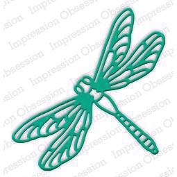Impression Obsession (IO) Die - Large Dragonfly