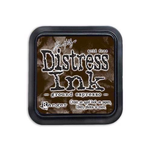 Distress Ink Pad - Ground Espresso