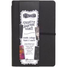 Dylusions - Creative Journal Small / BLACK