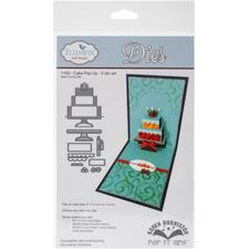 Elizabeth Crafts Die - Cake Pop Up Stand