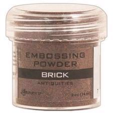 Ranger Embossing Powder - Antiquities / Brick