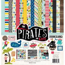 Echo Park Paper Collection Pack - Pirates Life