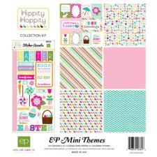 Echo Park Paper Collection Pack -  Hippety Hoppety