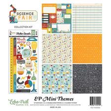 "Echo Park Paper 12x12"" Mini Theme Pack - Science Fair"
