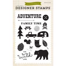 Echo Park STAMPS - Adventure Time