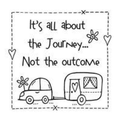 Clear Magic Stamp - Life\'s Journey