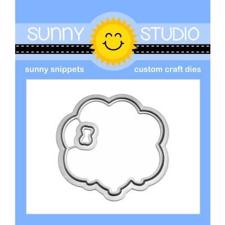 Sunny Studio Stamps - DIES / Floating By