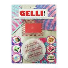 Gelli Plate KIT - Hexagon / 3""