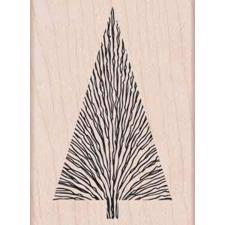 Wood Stamp - Many Branches Tree (Holidays 2012)